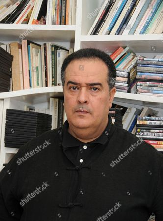 Taoufik Ben Brik Prominent Tunisian journalist, Taoufik Ben Brik, poses in his apartment in Tunis, Tunisia, . Taoufik Ben Brik who had criticized his government was freed Tuesday after serving a six-month prison sentence. Taoufik Ben Brik, who had written stories critical of President Zine El Abidine Ben Ali for French media, was convicted last year on assault charges that his lawyer and media watchdog Reporters Without Borders say were trumped up
