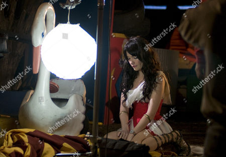 Editorial photo of Uruguay Miss Tacuarembo Film, Montevideo, Uruguay