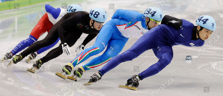 Editorial image of Vancouver Olympics Short Track, Vancouver, Canada