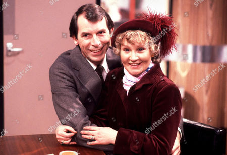 'Chintz'  TV - 1981 - Richard Easton and Michele Dotrice.