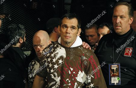 Rich Franklin Rich Franklin, from Ohio, before the Light Heavyweight main event against Dan Henderson, UFC 93, in Dublin, Ireland