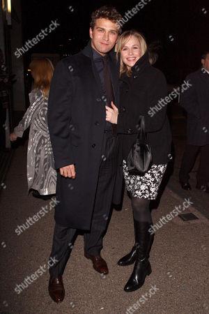 Stefan Booth and Debbie Flett