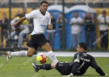Editorial photo of Brazil Soccer, Sao Paulo, Brazil