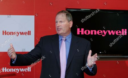 Dave Cote Graph, Honeywell Chairman and Chief Executive Officer Dave Cote speaks after inaugurating the company's new facility in Bangalore, India. Cote is one of the top 10 highest paid CEOs at publicly held companies in America last year, according to calculations by Equilar, an executive compensation data firm, and The Associated Press. The Associated Press formula calculates an executive's total compensation during the last fiscal year by adding salary, bonuses, perks, above-market interest the company pays on deferred compensation and the estimated value of stock and stock options awarded during the year