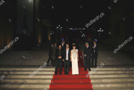 Editorial photo of China French Film Festival, Beijing, China