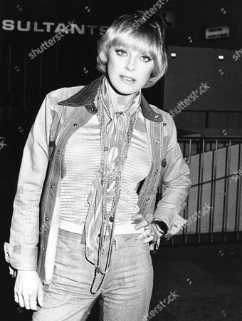 Elke Sommer Elke Sommer at Heathrow Airport in London, England in an undated photo, to star in ?Carry on Behind? the 27th ?Carry On? film. In the movie she plays a Russian archaeologist