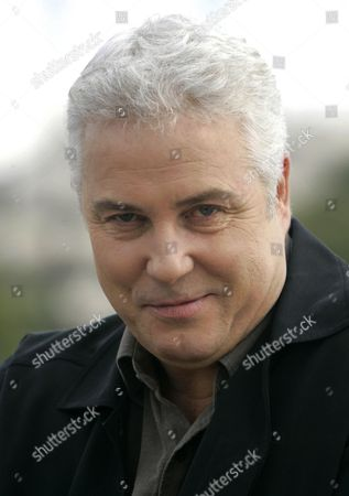 "William Petersen American actor and producer, best known for playing Dr Gilbert ""Gil"" Grissom on the hit CBS series CSI (Crime Scene Investigation), William Petersen poses for photographers during the MIPTV, an international entertainment content market, held annually in Cannes, southern, France . William Petersen attends MIPTV in celebration of the milestone season of Csi"