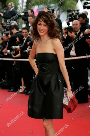 Maria Jurado Maria Jurado arrives for the screening of Chun feng Chen Zui De Ye Wan (Spring Fever) at the 62nd International film festival in Cannes, southern France