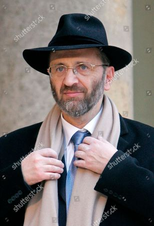 Gilles Bernheim France's Chief Rabbi Gilles Bernheim is seen at the Elysee Palace in Paris, . Bernheim was elected on June 22, 2008, and took office on Jan. 1, 2009