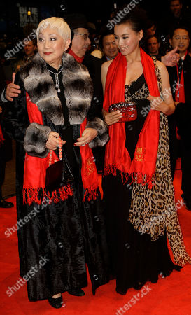 Lisa Lu, Monica Mo Chinese actresses Lisa Lu and Monica Mo arrive arrive for the premiere of the film Apart Together which opens the International Film Festival Berlinale in Berlin, Germany, . The 60th International Film Festival, Berlinale, takes place from Feb. 11 to Feb. 21, 2010