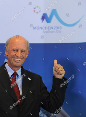 Willy Bogner Willy Bogner, the leader of the Munich bid for the 2018 Winter Olympics during a news conference in Munich, southern Germany. Bogner has quit because of health problems. The 68-year-old Bogner said last week he has an unspecified bowel disease. On Monday, he said the illness was more serious than first thought and announced his decision to step down