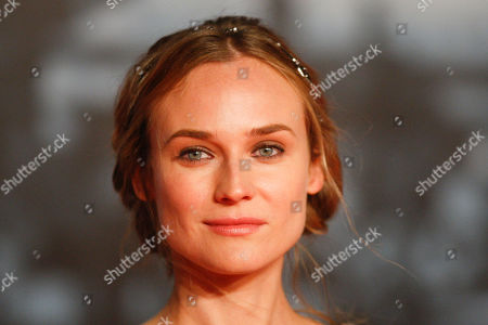 "Diana Kruger German actress Diana Kruger attends the German premiere of ""Sherlock Holmes"" in Berlin, Germany, . AP Photo/Markus Schreiber"