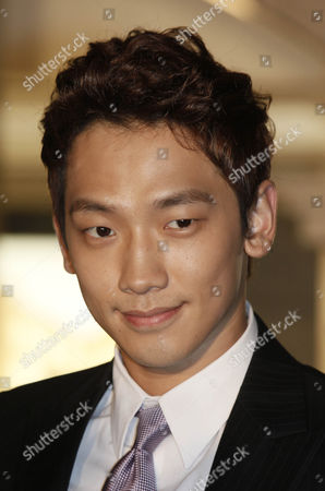 Rain South Korea's pop star Jung Ji-hoon, also known as Rain, attends the opening ceremony of the watch chain store IWC in Hong Kong