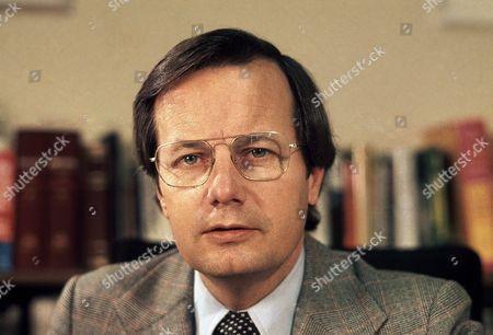 Interviewer of WNET TV Bill Moyers in 1974