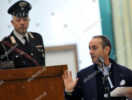 Editorial picture of Italy Mafia, Palermo, Italy