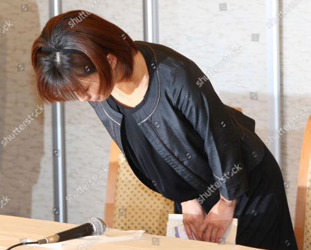 Noriko Sakai Japanese actress Noriko Sakai bows upon arriving at a press conference in Tokyo, Japan, shortly after she was released on bail . The 38-year-old's release on bail came 41 days after she was taken into custody on drug charges, triggering a media frenzy and concerns about growing drug use in Japan's entertainment business