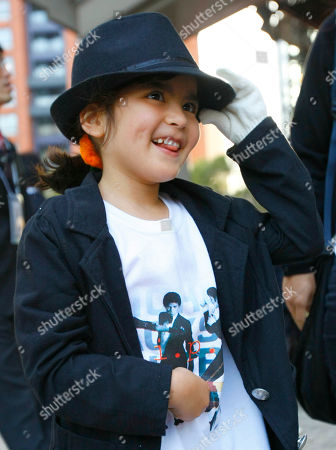 Editorial picture of Japan Michael Jackson Movie, Tokyo, Japan