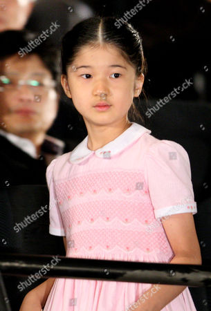 """Aiko Japanese Princess Aiko arrives at a theater for a preview of """"Hachi: A Dog's Story"""" in Tokyo, Japan, . The film, starring Richard Gere, is a Hollywood remake of Japan's long-cherished story of Hachiko, the faithful dog that died at a train station waiting for its master"""