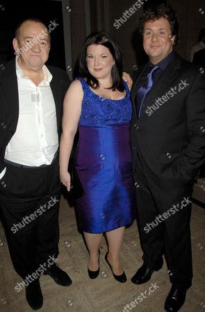 Mel Smith, Leanne Jones, Michael Ball