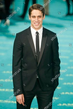 Martin Rivas Spanish actor Martin Rivas arrives for the XXIII edition of the annual Goya film awards in Madrid