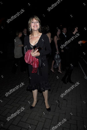 Editorial photo of National Television Awards Afterparty, Royal College of Art, London, Britain - 31 Oct 2007