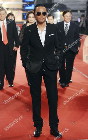 """Zhang Hanyu Chinese actor Zhang Hanyu arrives for the 46th Golden Horse Awards, in Banchiau, Taipei County, Taiwan. Zhang was nominated as Best Supporting Actor for the film """"The Equation of Love and Death"""" at this year's Golden Horse Awards, one of the Chinese-language film industry's biggest annual events"""