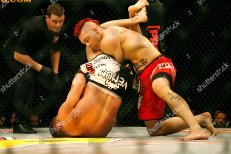 Dan Hardy, Marcus Davis Dan Hardy, right, of England, fights U.S. Marcus Davis, of Bangor, Maine, during their Ultimate Fighting Championship bout in Cologne, Germany, on . The Ultimate Fighting Championship UFC is the world leading professional mixed martial arts MMA organization. **Eds Note: German spelling of Cologne is Koeln