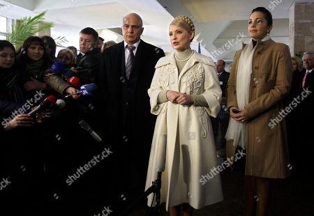 Editorial photo of Ukraine Presidential Elections, DNIPROPETROVSK, Ukraine