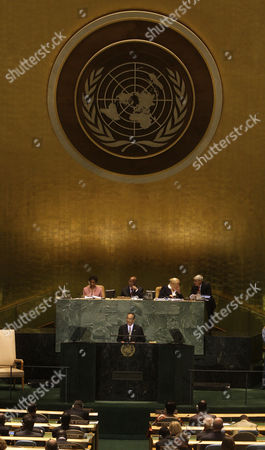 Alvaro Colom Caballeros Guatemalan President Alvaro Colom Caballeros addresses the 64th session of the United Nations General Assembly at the United Nations headquarters, in
