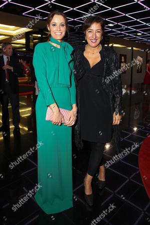 Maria Joao Bastos and Patricia Vasconcelos