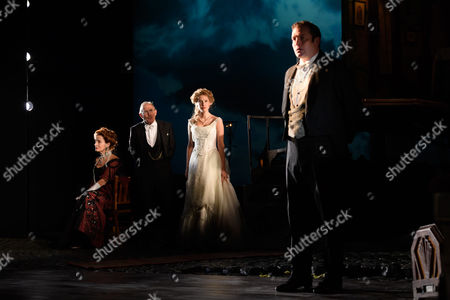 Editorial photo of 'An Inspector Calls' play at the Playhouse Theatre, London, UK - 04 Nov 2016
