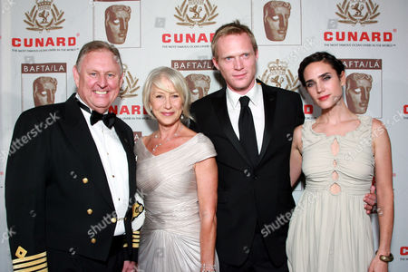 David Christie , Helen Mirren, Paul Bettany and Jennifer Connelly