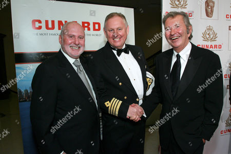 Michael Lynne, Captain David Christie and Bob Shaye