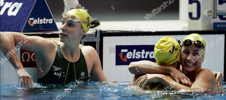 Editorial image of AUSTRALIA COMMONWEALTH GAMES SWIMMING, MELBOURNE, Australia