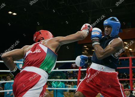Editorial photo of Brazil Pan Ams - Boxing, Rio de Janeiro, Brazil