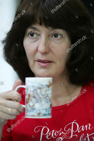 Geraldine McCaughrean Geraldine McCaughrean, author of the Peter Pan sequel 'Peter Pan In Scarlet' talks to AP reporter at her home in Great Shefford, Berkshire, UK