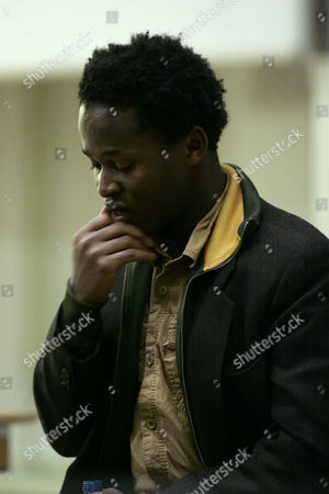 Ishmael Beah Ishmael Beah from Sierra Leone, author of the book 'A Long Way Gone: Memoirs of a boy soldier' reacts as he talks to the students and staff at Brunel University in west London