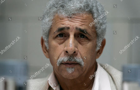 Naseeruddin Shah Indian actor Naseeruddin Shah from the film Shoot on Sight, at a press conference at a hotel in central London to mark the film's UK release, . Originally scheduled for release on July 11, the date was put back out of respect to the London 7/7 victim's families