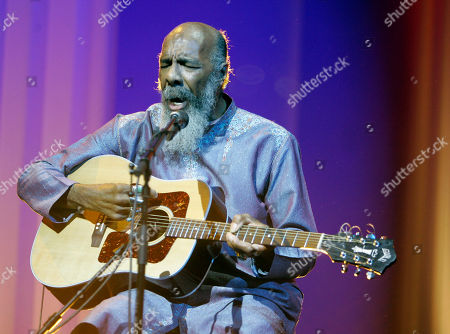 Richie Havens Richie Havens plays at the opening night ceremony during the 61st International film festival in Cannes, southern France, on