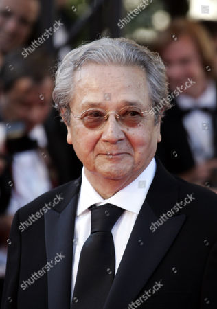 """Jacques Verge French lawyer Jacques Verges arrives for the screening of the film """"Zodiac,"""" at the 60th International film festival in Cannes, southern France, on"""