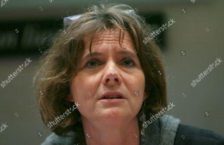 Florence Aubenas Former French hostage in Iraq journalist Florence Aubenas during a press conference in Paris, Wednesday Oct.22, 2008