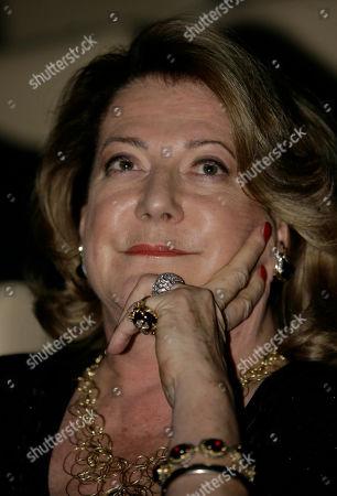 Diana Bracco Italian industrialist Diana Bracco is seen in Milan, Italy