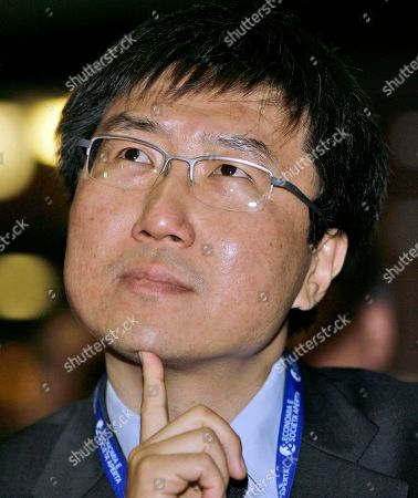 Ha-Joon Chang Ha-Joon Chang of the University of Cambridge attends the International forum 'Goodbye globalization', at the stock exchange building in Milan