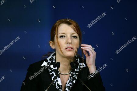 Michela Vittoria Brambilla Italian politician Michela Vittoria Brambilla speaks at a meeting in Milan, Italy