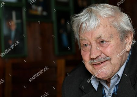 Donatas Banionis Donatas Banionis speaks to a journalist in Vilnius, Lithuania. The Lithuanian actor and director Donatas Banionis died Thursday Sept. 4, 2014 aged 90