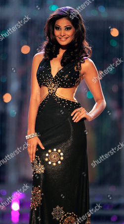Puja Gupta Puja Gupta, Miss India 2007, poses during the Miss Universe 2007 beauty pageant in Mexico City