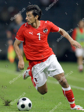 Ivica Vastic Austria's national soccer team player Ivica Vastic during a friendly soccer match between Austria and Malta as preparation to the upcoming Euro 2008 in Austria and Switzerland in Graz, Austria