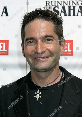"Stock Image of Ray Zahab Ray Zahab attends a presentation of ""Running The Sahara"" during the Toronto International Film Festival in Toronto"