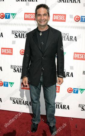 "Stock Photo of Ray Zahab Ray Zahab attends a presentation of ""Running The Sahara"" during the Toronto International Film Festival in Toronto"