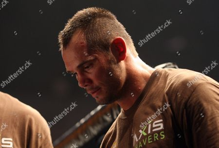 Rich Franklin Rich Franklin of the United States, leaves the octagon after his bout with Yushin Okami of Japan at UFC 72 in Belfast, Northern Ireland on . Franklin won the fight via unanimous decision